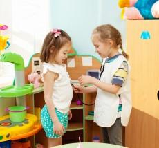 Зачем ребенку детский сад?